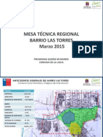 Plan Maestro Las Torres La Ligua