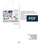 Ludoterapia sau Terapia prin Joc