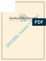 secrets of the para-verse booklet