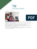 21-04-2015 Poblanerías,Com - RMV Supervisa Centro de Salud en Zaragoza