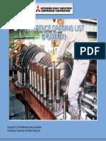2-3 Turbine Drawing List