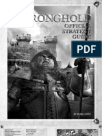 Stronghold - Official Strategy Guide - PC