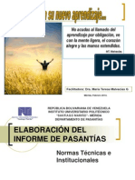 Normas Técnicas e Institucionales - 2014