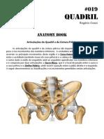 019 - Anatomy Book - Articulações Do Quadril e Da Cintura Pélvica
