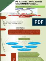 Unidad II Planeamiento Auditoria Integral