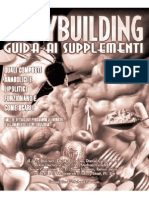 Bodybuilding - Guida Ai Supplementi