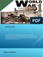 world war l project