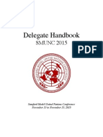 SMUNC 2015 Delegate Handbook