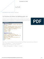 Documentation LaTeX _ Texmaker