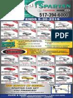 Spartan Toyota Used Cars- LV-0000240697