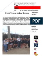 PCSD Athletic Adventures for May 8