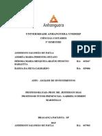 ATPS - ANÁLISE DE INVESTIMENTOS CORRETO.docx