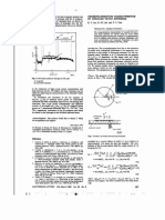 Cross Polarization Characteristics of Circular Patch Antennas