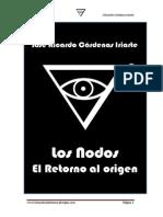 Nodos El Retorno Al Origen -J R Cardenas Iriarte