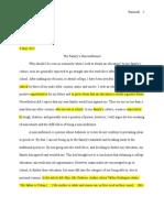 bamondi julio project space portfolio revision