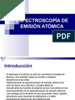7. EspectroscopÃ-a de Emisión Atómica