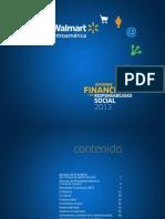 Informe Financiero 2013 Walmart