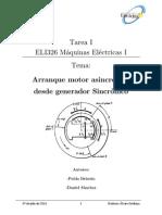 Proyecto Máquinas Eléctricas