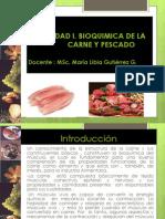 Bioquimica de Carnes y Pescado