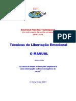 EFT - Técnica de Libertação Emocional - Brasilbrasil