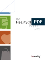 Consumer Behavior Along the Shopping Path to Purchase (InReality April 2015)