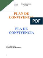 Plan de Convivencia 2015