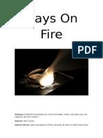 Days On Fire - Fire Meet Gasoline.docx