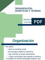 Organizacin Caracteristicas y Teorias 1207842646044218 9