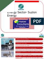 Energysector Suzlon