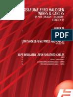 Low Smoke&Fume Zero Halogen Wires & Cables
