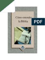 Como Entender La Biblia
