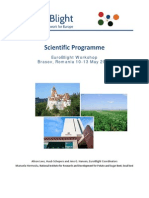 EuroBlight Scientific Programme (Final)