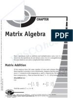 Cap 2 Linear Algebra