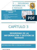 Chapter 3 - Seguridad de Redes