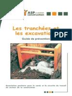 Les Tranché Et Excavation
