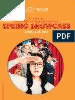2015 Spring Showcase