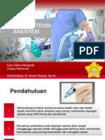 PPT Teknik Hipotensi Anestesi