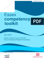 Essex Competency Toolkit