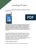 2.UMA - Tecnología IP