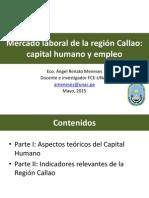 Mercado laboral de la región Callao