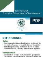 Clase Termofísica