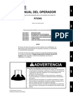Manual Del Operador RT-650