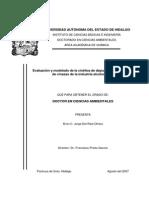 Tesis Doctoral Degradación Biológica Anaerobia de La Vinaza en La Industria Alcoholera