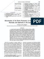 Weppner, Determination of the Kinetic Parameters of Mixed-Conducting Electrodes and Application, 1977