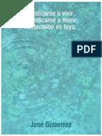 Dedicarse a vivir....pdf