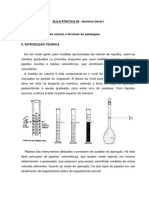 AP02 Medidas de Volume e Técnicas de Pipetagem