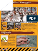 Zombicide Painting Guide