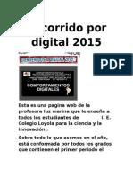 Recorrido Por Digital 2015
