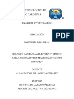 Reporte Banco