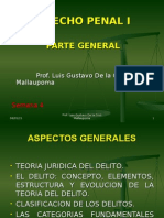 Derecho Penal I 4a Semana
